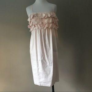 S / J. Crew Cotton Dress